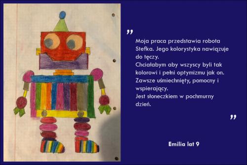 Emilia Indyk lat 9