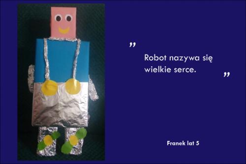 Franek Chobot lat 5