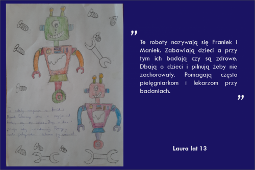 Laura Dzięgielewska lat 13