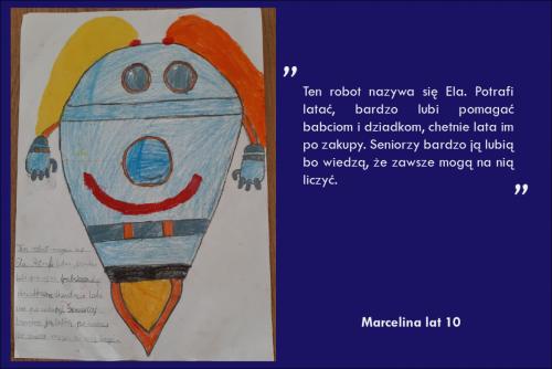 Marcelina Dzięgielewska lat 10